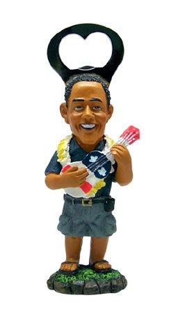 KC Hawaii Obama Bottle Opener -