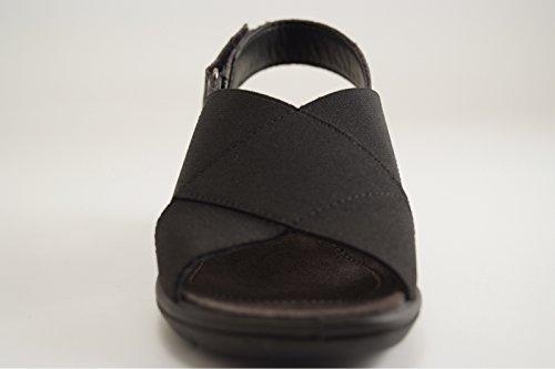 59670 Sandale Arrier Bride Enval Soft Noir 7zUqwxan