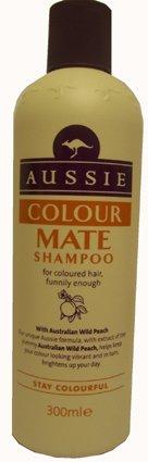 Aussie Colour Mate Shampoo für gefärbtes Haar 300ml