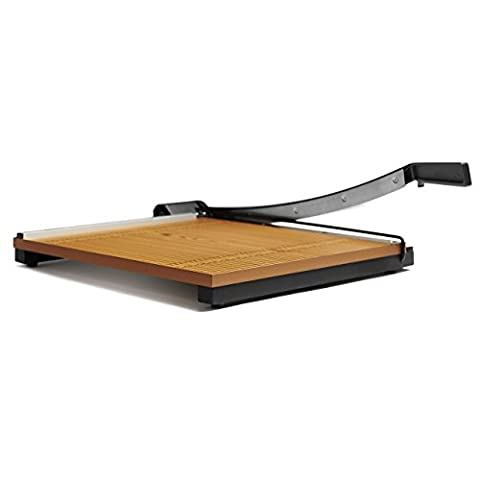 X-ACTO 18x18 Commercial Grade Square Guillotine Trimmer (X Acto Rotary Trimmer)