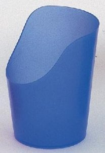 Flexi Cut Cup 2 oz Blue (Pack of 5)