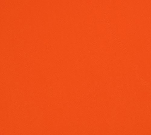 Discount Fabric Marine Vinyl Outdoor Upholstery Choose Your Color (Yard, Orange)