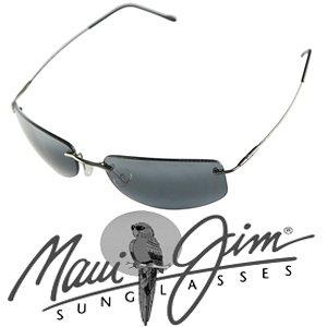 MAUI JIM Lahaina Sunglasses Gunmetal/Grey - 02 Sunglasses 450
