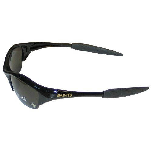 NFL New Orleans Saints Half Frame - Orleans Sunglasses New