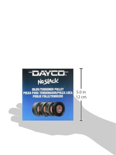 Dayco 89055 Belt Tensioner Pulley