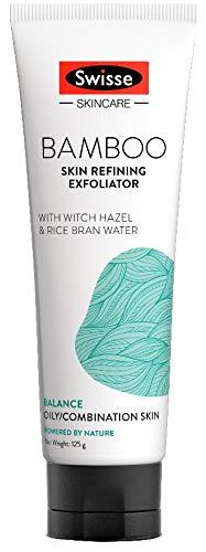 Swisse Skincare Bamboo Skin Refining Exfoliator 125gm