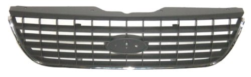 OE Replacement Ford Explorer Grille Assembly Partslink Number FO1200396
