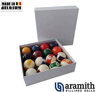 Aramith – Bolas de Billar, a121r, Multicolor: Amazon.es: Juguetes ...