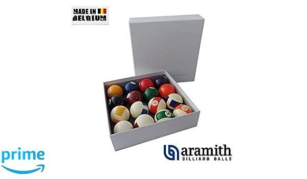 Aramith – Bolas de Billar, a121r: Amazon.es: Juguetes y juegos