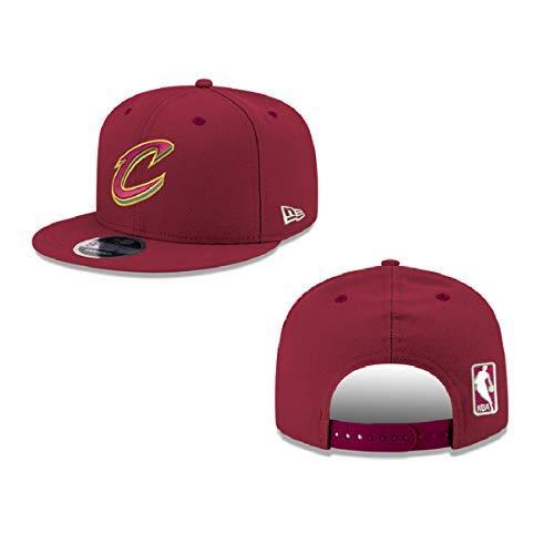 (New Era NBA Cleveland Cavaliers Cardinal Snapback Cap by)