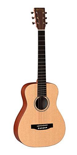 Martin X Series 2015 LX Little Martin Acoustic Guitar Natural