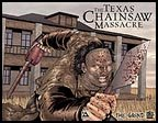 The Texas Chainsaw Massacre: The Grind issue #1 Wrap