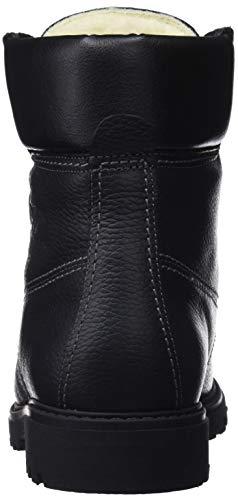 Wool C15 Jack Noir Bottines Panama Homme Black Classiques 03 et Bottes wEdqv6q