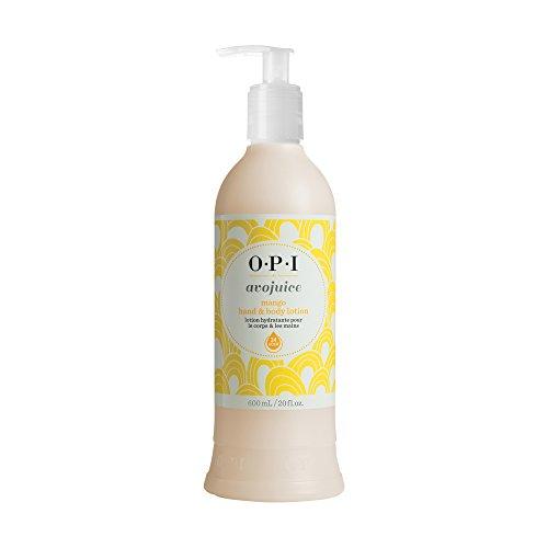 OPI Avojuice Hand Lotion, Mango, 20 fl. oz.