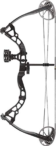 - Diamond Archery Atomic Black Bow Package 29 Lbs Right Hand