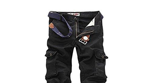 Cystyle - Pantalón - para hombre negro