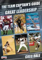 Greg Dale: The Team Captain's Guide to Great Leadership (DVD) -  Championship Productions, GD-3253A
