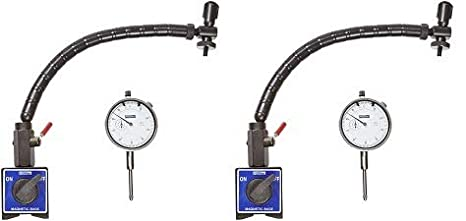 2- Fowler 72-641-300 Flex Arm Base and Indicator Combo Pack