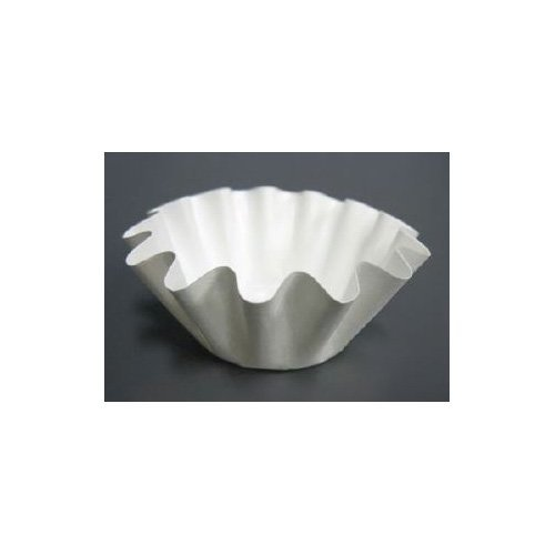 Novacart Small White Optima Brioche / Floret Baking Cup, 5,280 Pieces