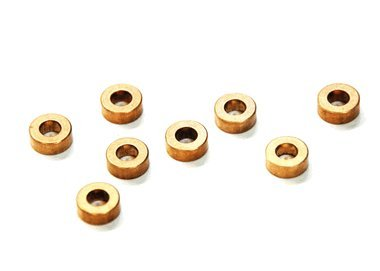51C00-02080 Oil Bearing 5*10*4 1/10 (51c809 Rally Monster Parts-MODEL number) 1/10th 2.4Ghz Brushless or Brushed Exceed RC Rally Monster Electric RTR Racing ()
