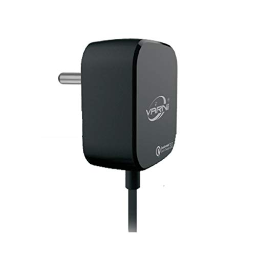 VARNi A114 Quick Fast Charger/Mobile Charger Adapter  Black
