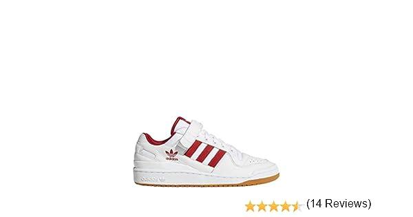 Adidas Forum Lo, Zapatillas de Deporte para Hombre, Blanco (Ftwbla ...