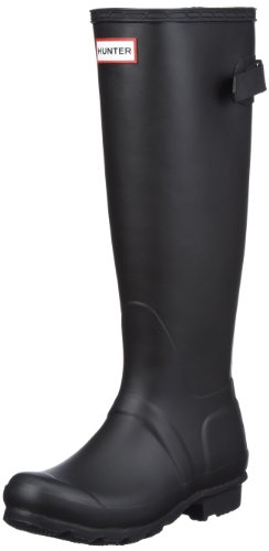 Black Hunter Original Black Women's Boots Tall Adjustable FUYrF