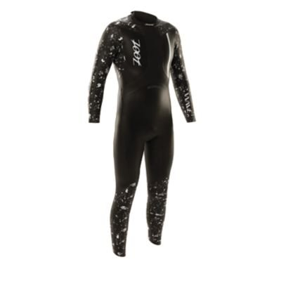(Zoot Wave 1 Wetsuit - SS19 - X Large - Black)