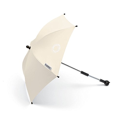 White Parasol For Pram - 1