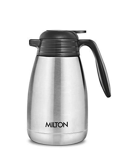 Milton Thermosteel Carafe for 24 hours Hot or Cold, 1500 ml, Silver Price & Reviews