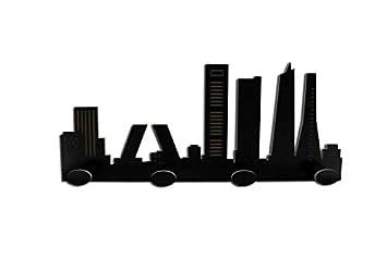 NAVE 12 Perchero Skyline DE Madrid: Amazon.es: Hogar