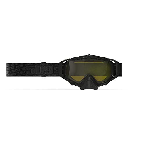 509 Sinister X5 Snow Goggles - White Out - Polarized Yellow Maxvent Lens ()