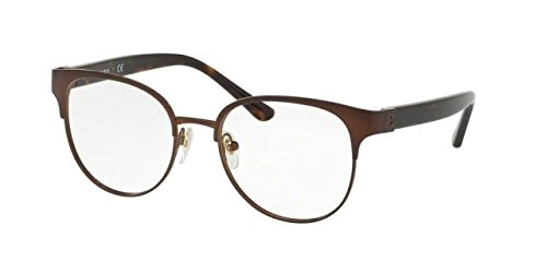 Price comparison product image Tory Burch Women's TY1054 Eyeglasses Bronze 50mm