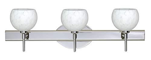 Besa Palla Bathroom Light - Besa Lighting 3SW-565819-LED-CR Palla 5-22.5