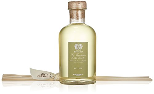 Grass Reed Diffuser - Antica Farmacista Home Ambiance Diffuser, Green Fig, 500 ml.
