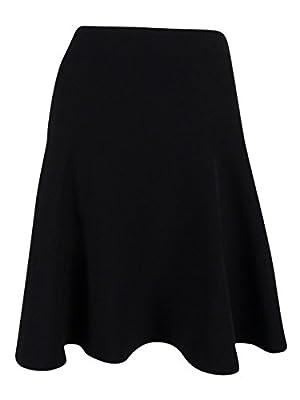 Tommy Hilfiger Women's Textured Knit A-Line Skirt