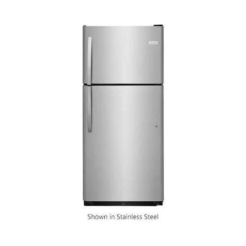 Frigidaire FFHT2032TP 30 Inch Freestanding Top Freezer Refrigerator with 20 cu. ft. Total Capacity, in Pearl White
