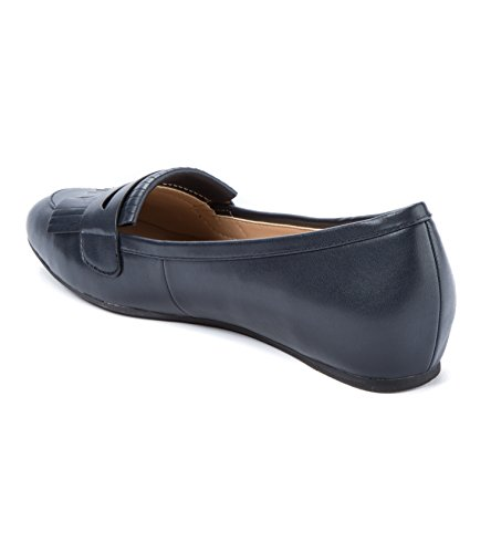 Andrew Geller Posy Mujeres Flats & Oxfords Navy