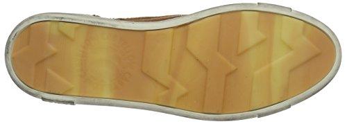 Yellow Cab Seal M, Scarpe Stringate Uomo Bronzo