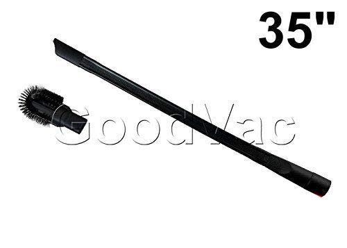 GOODVAC 35 inch Flexible Crevice Tool for Dryer, Refrigerator, Furnitura and More