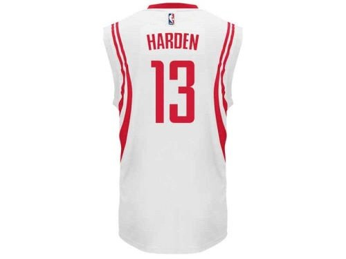 competitive price 1906c 035f5 James Harden Houston Rockets #13 NBA Youth Home Jersey (Youth Medium 10/12)