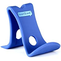 SmartStand Mobile Device Holder for All Cell Phones - Blue