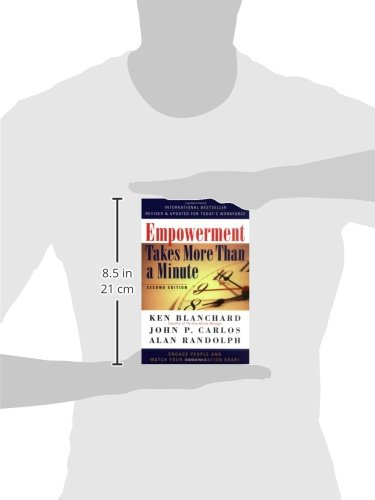 Empowerment takes more than a minute ken blanchard john p carlos empowerment takes more than a minute ken blanchard john p carlos alan randolph john p carlos 9781576751534 amazon books fandeluxe Image collections