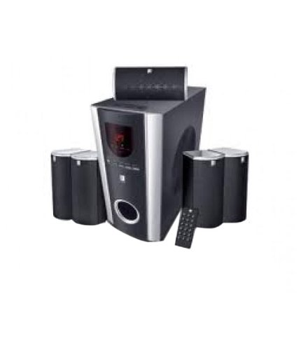 Iball Booster BTH with Bluetooth 4.0 /USB / SD / FM / Remote 5.1 Multimedia speakers