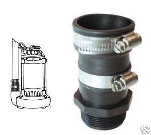 1-1/2'' Threaded Sump Pump Check Valve CV-150T by Fernco