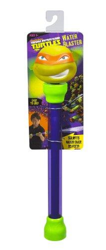 Little Kids Teenage Mutant Ninja Turtle Water Blaster, (Squirt The Turtle)