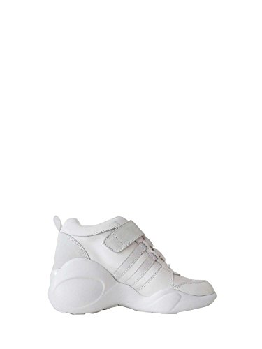 40 Fornarina Sneakers Donna Pe18up5966 Bianco 1IWwHIrq