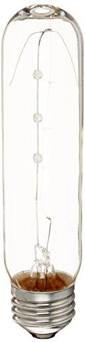 25w T10 Incandescent Bulb (Sylvania 18491 25-Watt Clear Tubular Incandescent T10 Bulb)