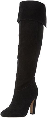 ALDO Rixon 47253849, Botas Altas Mujer Negro (Black Suede/91)