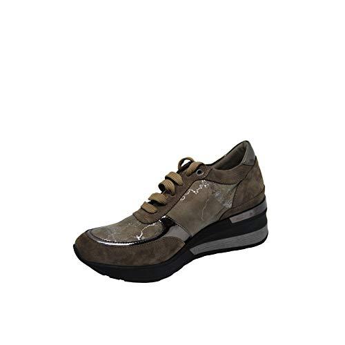 Classic 1Classe taupe Donna Scarpa SneakersAlviero Martini Geo Za752515d003538 m8vNn0w